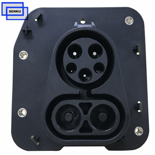 200A Combo 1 Socket for Vehicle Side