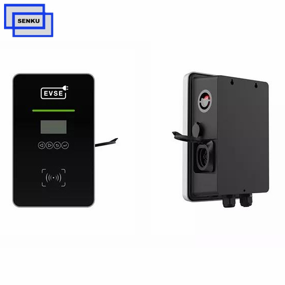 IEC 62196 7KW Type2 Basic Mode3 EV charger