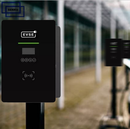 IEC 62196 ocpp1.6 Mode3 7KW Socket charger