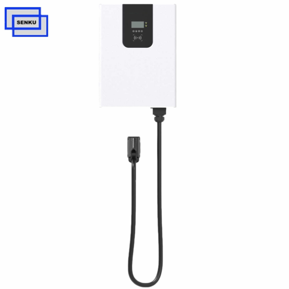 Private Use 20KW Wallbox DC EV Charger